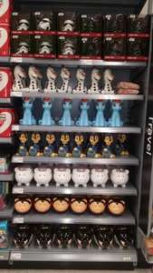 large piggy banks rtc Asda in store - galashiels ... star wars, my little pony, batman pig etc £3.00