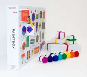 40% off Paintbox Yarns knitting advent calendar + 4 free patterns, was £45 - £27 delivered loveknitting.com