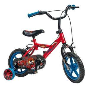"12"" Kids Lion bike - great reviews was £39.99 now £29.99 with free delivery @ Smyths"