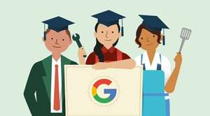 FREE online marketing course provided by GOOGLE.