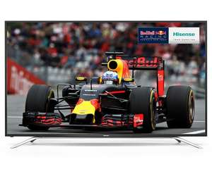 "Hisense HE65K5510UWTS 65"" 4K Smart - WiFi TV with 2 Year Warranty £744.98 delivered @ Crampton & Moore (Using code)"