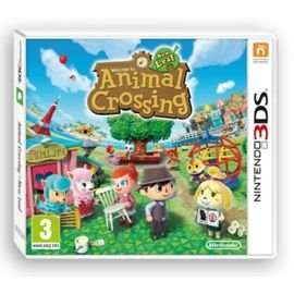 Animal Crossing New Leaf 3DS £25.50 delivered - Tesco