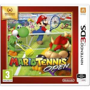 Mario Tennis open (selects) £9.85 shopto