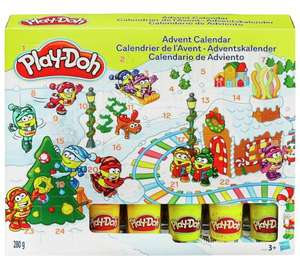 Play doh advent calendar- £9.99 at Argos (limited availability)