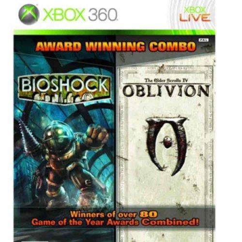 oblivion/bioshock £4.99 online £5 instore @ grainger (BC xboxone)