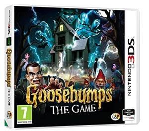 Goosebumps: The Game (Nintendo 3DS) £10.99 @ Argos and Amazon