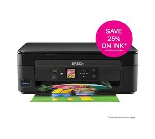 Epson XP-342 All-in-One Wi-Fi Printer £29.99 @ Argos