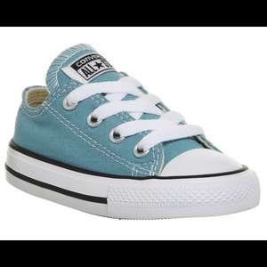 Kids converse Aegean Blue £14.99 @ Shop Office on eBay