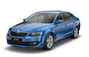SKODA OCTAVIA 1.4TSI 150PS SE SPORT WITH ŠKODA FINANCE 'PERSONAL CONTRACT HIRE' AT A SENSATIONAL £109 PER MONTH AVAILABLE FROM STOCK FOR QUICK DELIVERY! £4997 @ Simpsons Skoda
