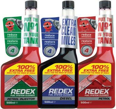 Redex 3 Pack (Diesel & Petrol) £4.50 Tesco instore