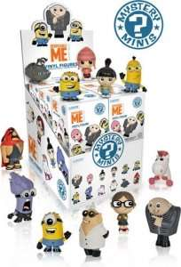 Despicable Me Mystery Minis Mini-Figure Random x1 - 79p + Delivery @ Forbidden Planet