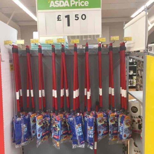 vileda 3action mop was £6 now £1.50 @ asda instore