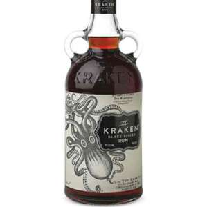 Kraken Rum / 70cl / £19 at Tesco! In-store and Online
