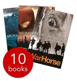 Michael Morpurgo Egmont Collection - 10 Books £10.19 @ The Book People