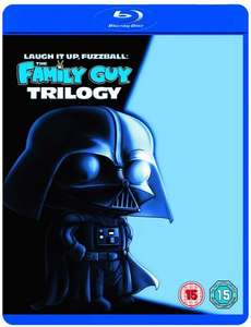 The Family Guy Trilogy - Laugh It Up, Fuzzball [Blu-ray] - £5 prime / £7.99 non prime @ Amazon