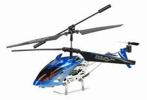 2.4 ghz rc helicopter Clas Ohlson, 3 colours available - was £19.99 now £7.99 c+c @ Clas ohlson