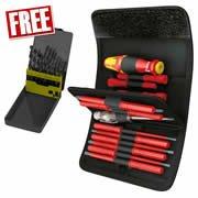 wera 003471 Kompakt VDE 18 Piece  screwdriver  Set £36.99 / £41.94 delivered @ IT'S
