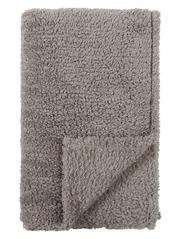 3 different coloured chunky teddy bear throws grey, mauve & natural were £8 now £7 each @ Asda