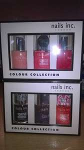 3no. 10ml Nails Inc.nail varmishes £2.99 instore @ Savers - Luton
