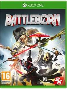 [Xbox One/PS4] Battleborn - £2.99 (£2.69 with code) - Preowned (Game)
