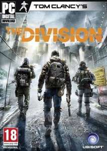 The Division PC (uPlay) £13.89 at cdkeys.com (or £13.20 after 5% code)