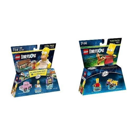Lego dimensions bundles packs £18.99 delivered @ Amazon - Lightning deal