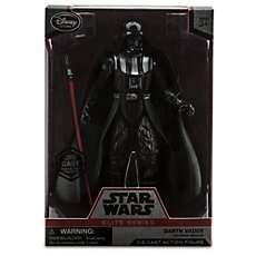 Star Wars 6.5'' Elite Series Die-Cast Figure, Darth Vader £23.94 delivered @ Disney Store