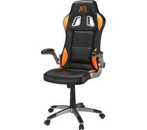AFX AFXCHAIR16 Gaming Chair - Black & Orange £79.99 @ Currys