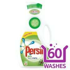 Persil Small And Mighty Bio. 60 Wash 2.1L £7 @ Tesco