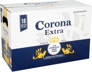 Corona 18x330ml instore @ Morrisons for £10