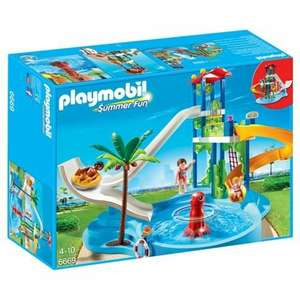 playmobile water park with Slides plus free c&c £23.74 @ Tesco