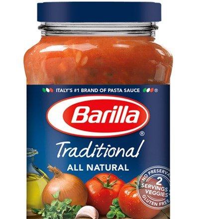Barilla All varieties of Sauce 400G half price £1 TESCO
