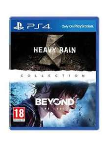 Heavy Rain & Beyond: Two Souls Collection (PS4) £18.99 @ base