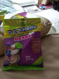 Vegetarian gluten free gummy sweets 29p @ Home Bargains