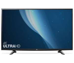 """LG 43"""" 4K Smart TV with 6 Year Guarantee £369 @ Richer Sounds"""