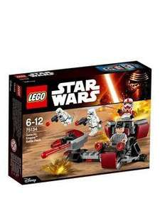 LEGO Star Wars Galactic Empire™ Battle Pack £9.49 @ very Free C&C