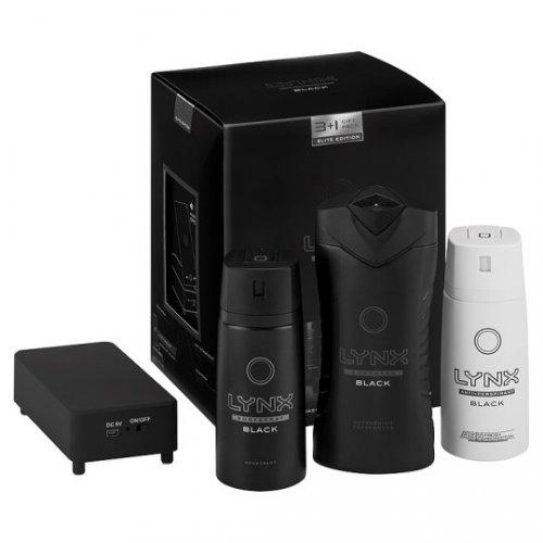 Lynx Elite Touch Speaker Gift Set £7 Tesco (Free C&C)