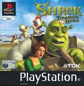 Shrek Treasure Hunt (Playstation 1) £1.41 at Music Magpie (with BF20 code)