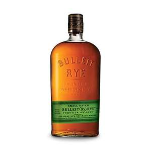 Bulleit 95 Rye Frontier Whiskey 70cl £22.99 @ Amazon Prime
