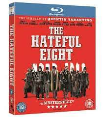 The Hateful Eight Blu-ray £8 at Tesco Direct