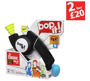Bop it classic £9.99 at Argos