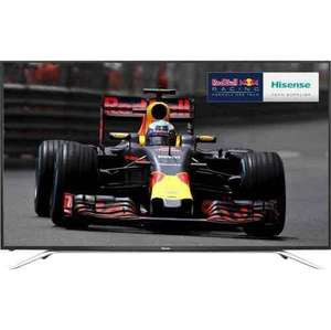 Hisense HE65K55IOUWTS 65 inch 4K tv £679.50 with new code at AO