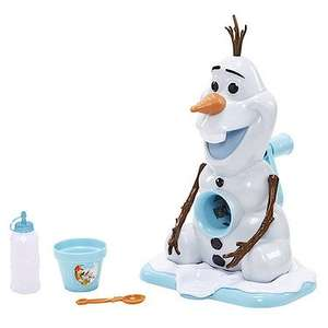 Disney Frozen Olaf Snow Cone Maker £5 + £3.99 del (£8.99) or spend £5 more to C&C @ The Entertainer (Using code)