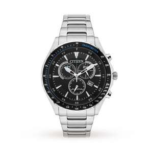 CITIZEN AT2381-59E CHRONOGRAPH WAS £250, NOW £120 @ Goldsmiths