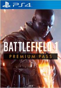 Battlefield 1 Premium Pass - PS4 - digital delivery £36.99 @ Cd Keys