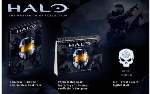 Halo Masterchief edition xbox one £9.99  @ Game
