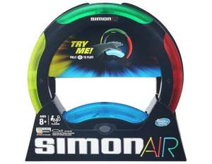 Simon Air Memory game was £25 now £16.66 @ Sainsburys