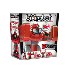 Boombot the extreme humanoid robot was £49.99 now £19.99 @ Smyths
