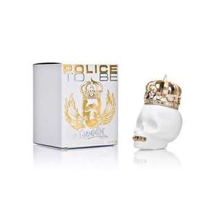 4 types of Police perfume and men's edt / aftershave 40ml were £15 now £9 each delivered @ Superdrug