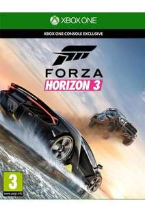 Forza Horizon 3 £22.85 / Gears of War 4 £21.85 (XO) Delivered @ Simply Games